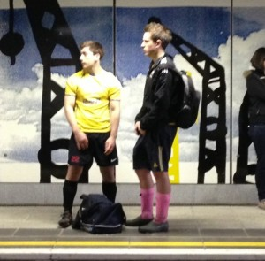 Football kit #tubecrush
