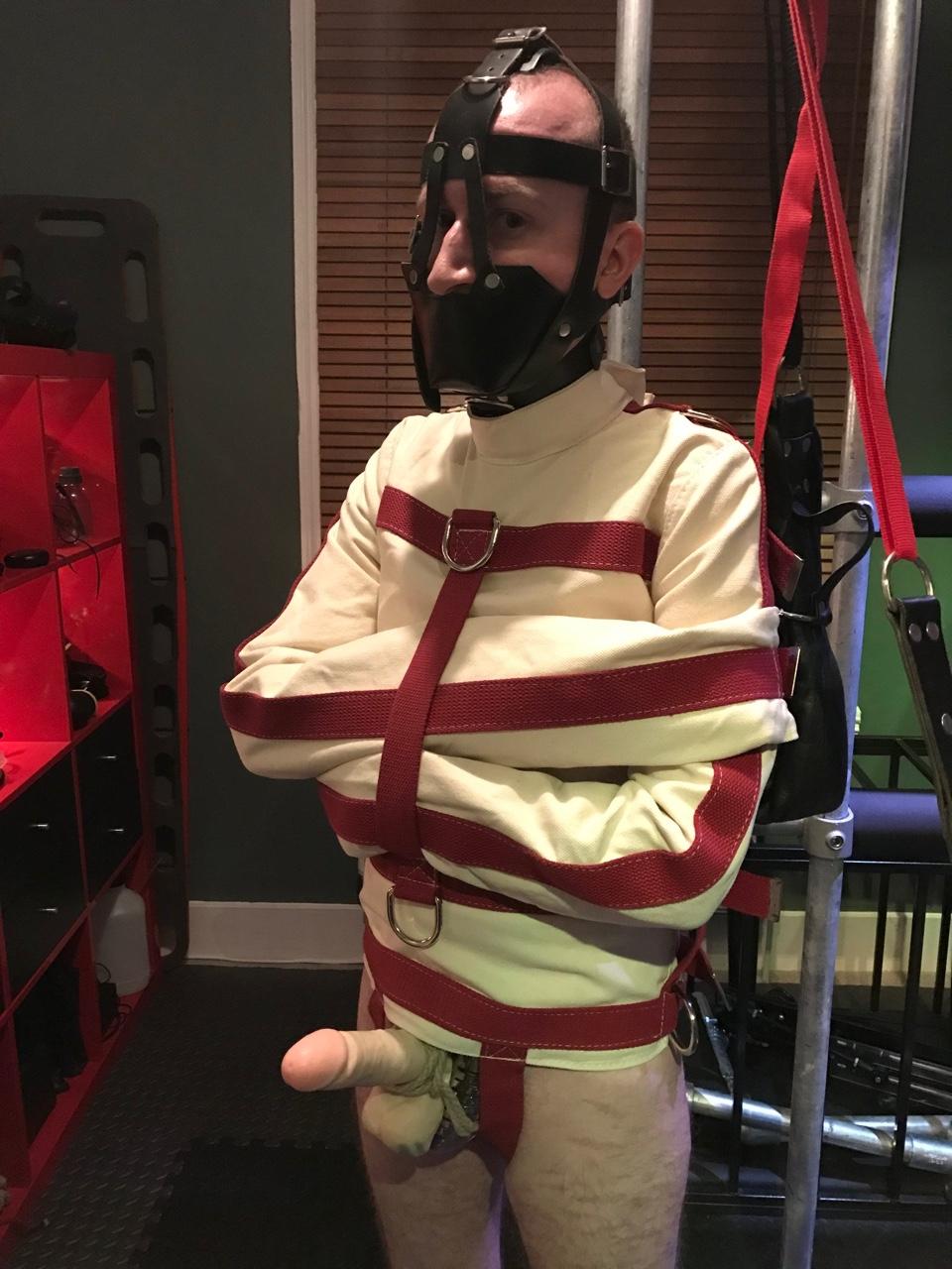 harness Diy dildo